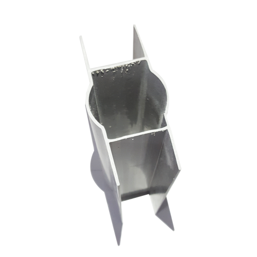 Držiak podhrabovej dosky plast - 250x40 mm Ø 48 MM