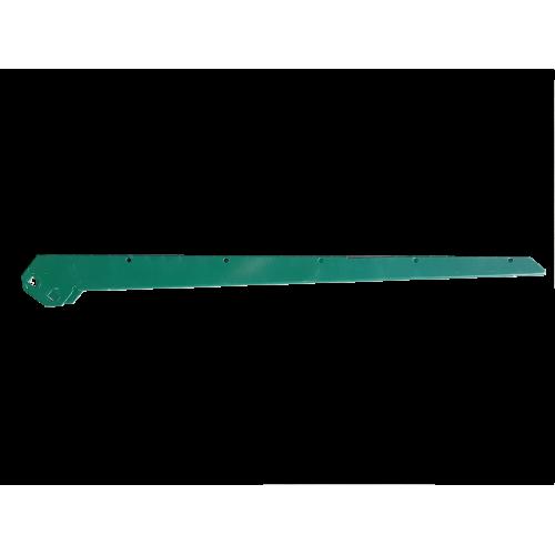 Bavolet na stĺpik 58x38 jednostraný