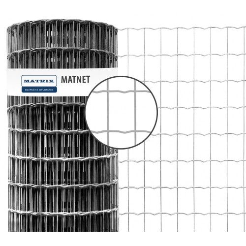 MatNet Zn 100X50 MM, Ø 2,5 MM