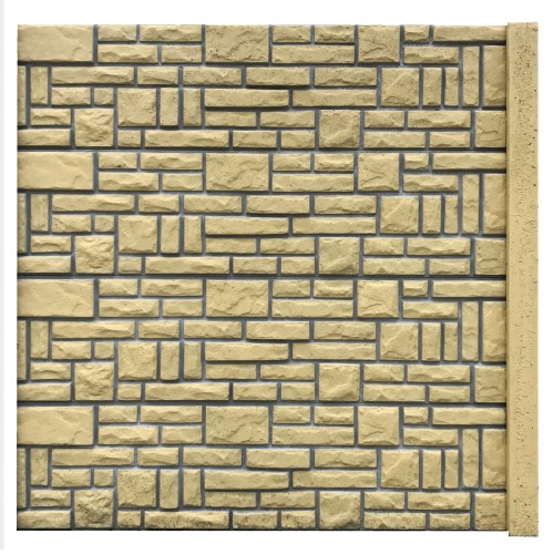 Mozaika - žltá