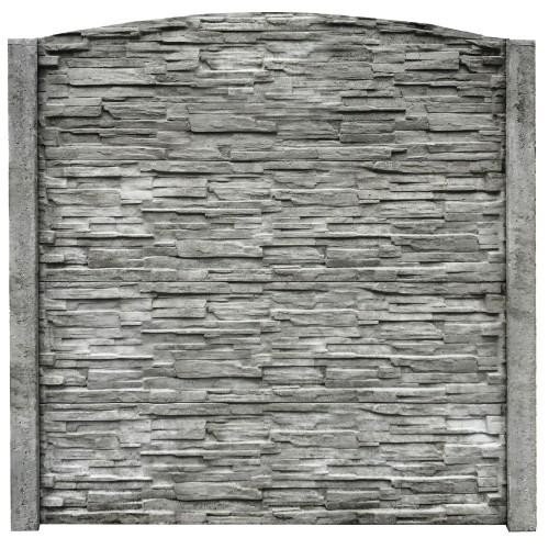 Bridlica - Oblúkový prírodný panel
