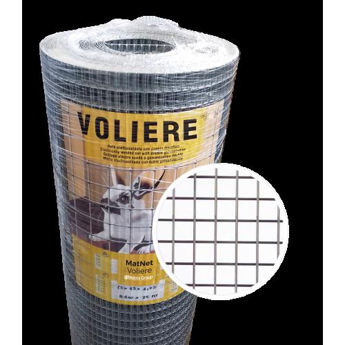 VOLIERE 50x50 MM / Ø 2,05 MM