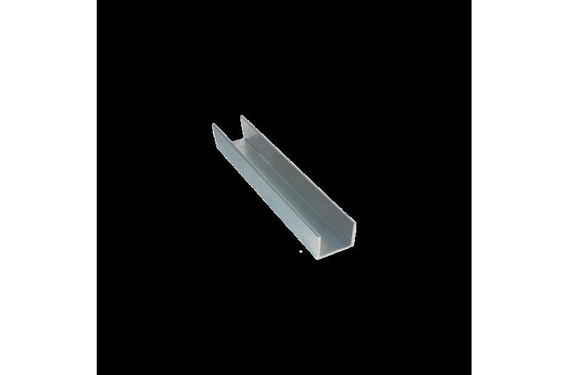 U-profil 15x15x2 mm