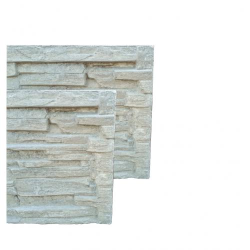 Bridlica - Panel PREMIUM oblúkový