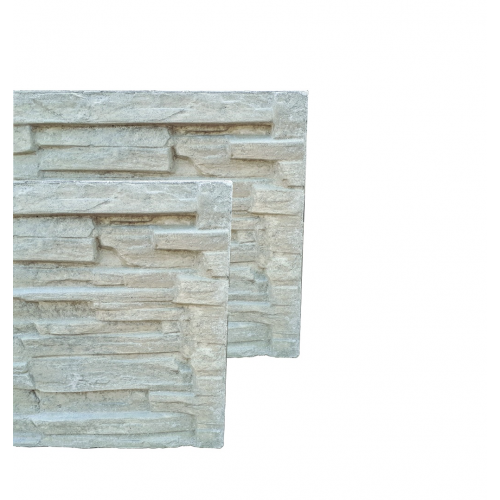 Bridlica - Panel PREMIUM melírovaný