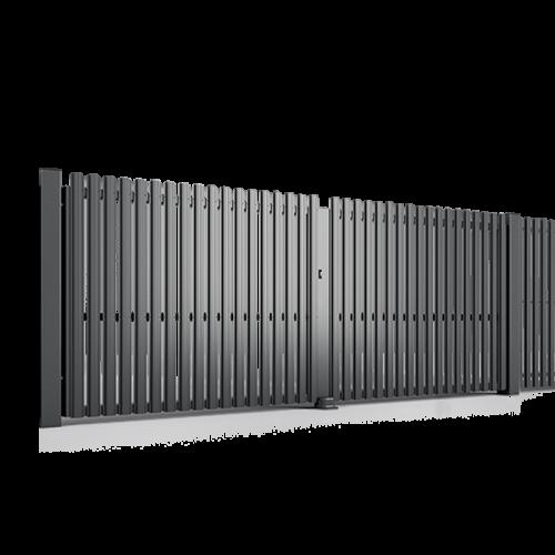 DENVER-EKO Dvojkrídlová brána